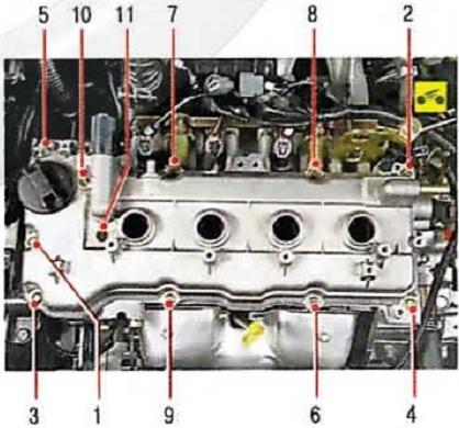 Замена головки блока цилиндров nissan almera classic Замена передних тормозных колодок паджеро 4